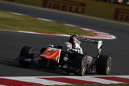Troisième pole position de la saison pour Luca Ghiotto