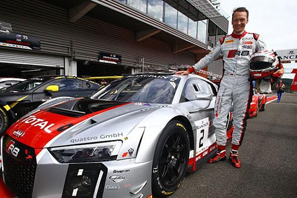 24 Ore di Spa: Stippler regala la pole all'Audi