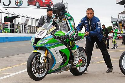 Barragan lascia il Team Grillini, subentra Alex Phillis
