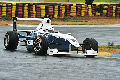 Momentum with Tharani; on pole