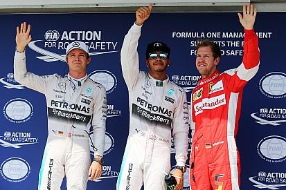 Hungarian GP: Hamilton takes dominant pole