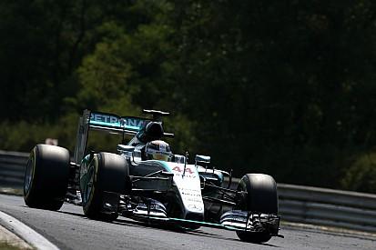 GP de Hongrie - La grille de départ