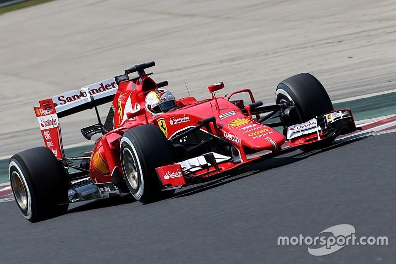 Vettel se félicite d'avoir rectifié le tir