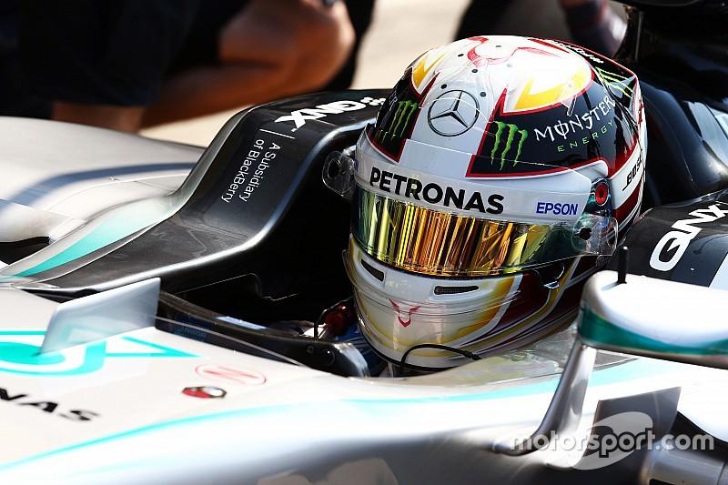 Hamilton diz não lembrar de ter tido fim de semana tão bom