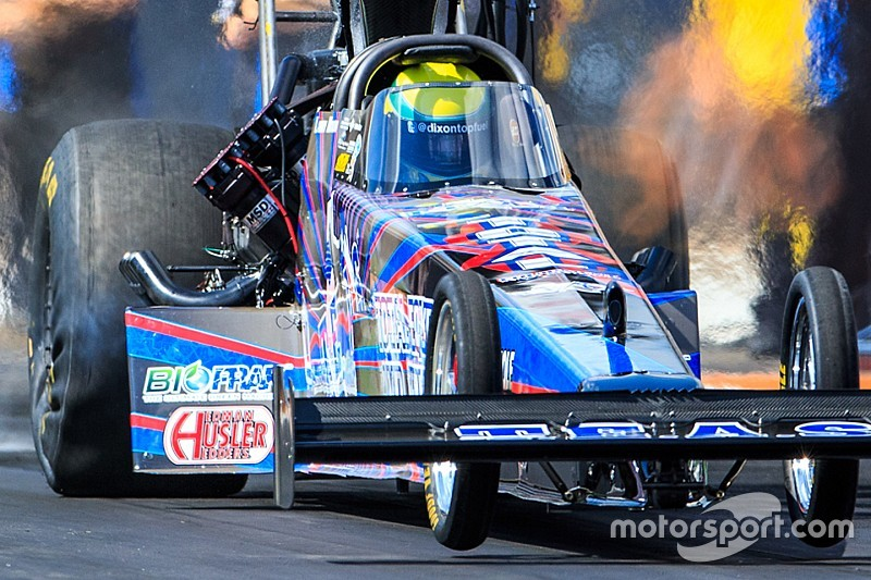 Dixon, J. Force, Johnson and Krawiec race to qualifying leads at Bandimere Speedway