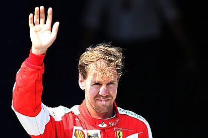 Vettel comemora terceiro, mas vê Red Bull como grande ameaça