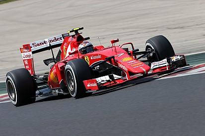 Raikkonen hindered by FP3 issues