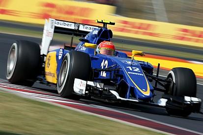 Nasr credita pior grid da temporada à falta de aderência nos pneus