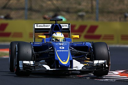 A disappointing result for Sauber in qualifying for the Hungarian GP