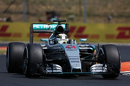 Silver Arrows secure Budapest front row lockout in style at the Hungaroring