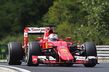Both Ferrari drivers in top 5 in Hungaroring qualifying