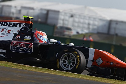 Hungary GP3: Ghiotto dominates race one, extends points lead