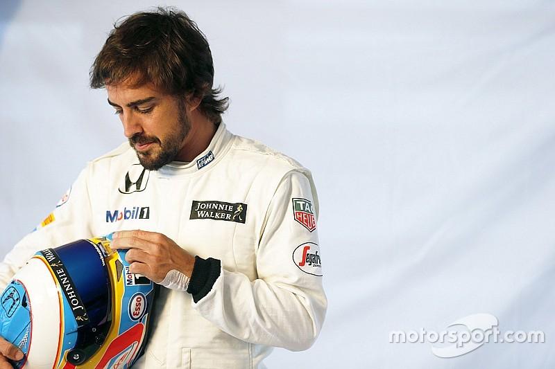 """Un desencantado Alonso tiene """"tentación"""" de otras series"""