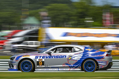 Camaro Z/28.R at Lime Rock: Fourth place enough to keep manufacturer points lead