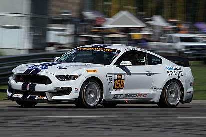 Maxwell, Johnson take replacement Ford Shelby GT350R-C to SCC victory at Lime Rock Park