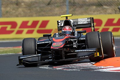 Hungary GP2: Matsushita beats Vandoorne for maiden win