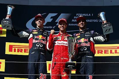 Com grande largada, Vettel iguala 41 vitórias de Senna na Hungria