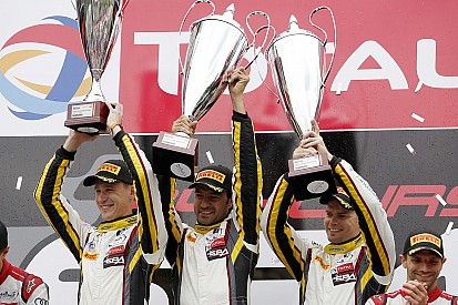 BMW wins first Spa 24 Hours since 1998