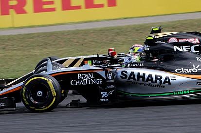 """Para Maldonado, el toque con Pérez fue """"un incidente de carrera"""""""