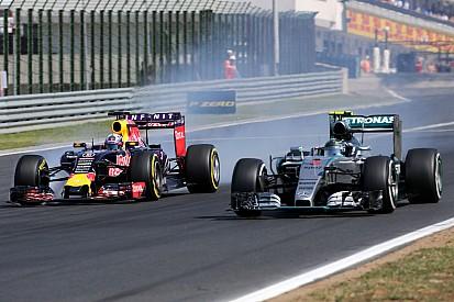 GP de Hongrie - Les meilleurs tours en course