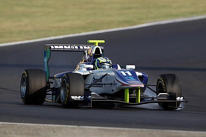 Jimmy Eriksson perd son podium en Hongrie