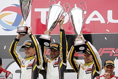 BMW gana las 24 Horas de Spa por primera vez desde 1998