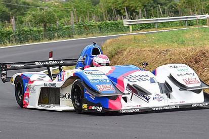 Christian Merli vince al Passo dello Spino