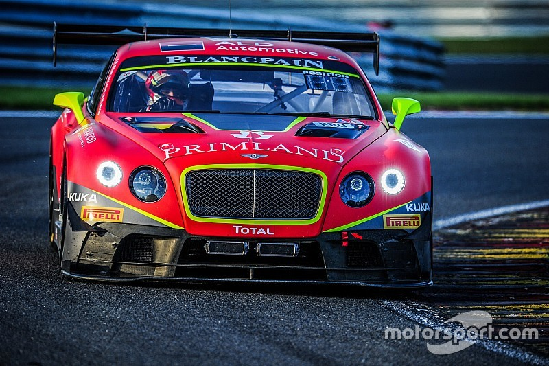 HTP successful in second 24-hour race with Bentley