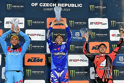 Romain Febvre allunga in classifica a Loket