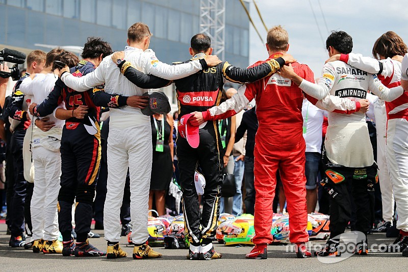 "El tributo a Bianchi causó ""problemas"" a Kvyat, dice Horner"