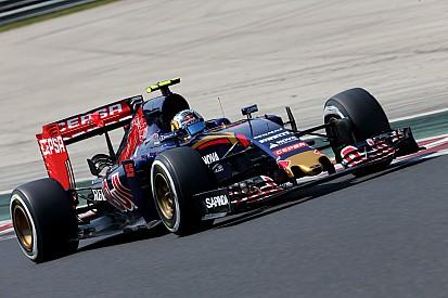 Sainz estime que Toro Rosso a favorisé Verstappen