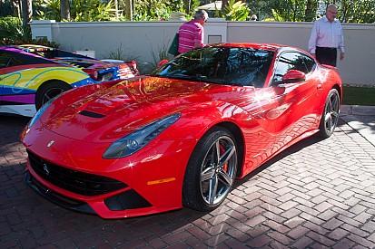 Une cure d'amincissement de 200kg et 760cv pour la Ferrari F12 Speciale?