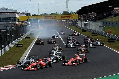 """Ecclestone estime la F1 chanceuse d'avoir eu une course """"incroyable"""""""