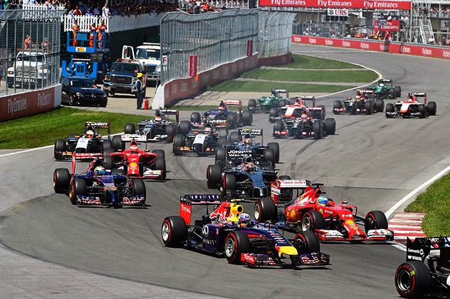 الفرق مُرتاحة نتيجة رفع الحظر عن تطوير المُحركات لعام 2015