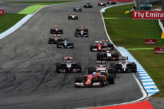 إيكلستون غير واثق من إقامة سباق ألمانيا في 2015