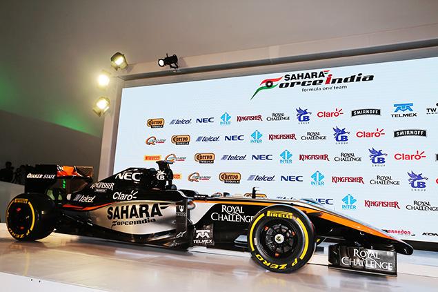 فريق فورس إنديا يُؤجّل ظهور سيارته الجديدة لتجارب برشلونة الأخيرة