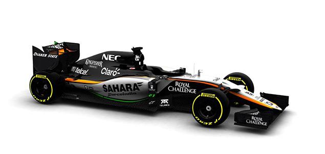 فريق فورس إنديا يختبر سيارته الجديدة للمرّة الأولى هذا الأسبوع