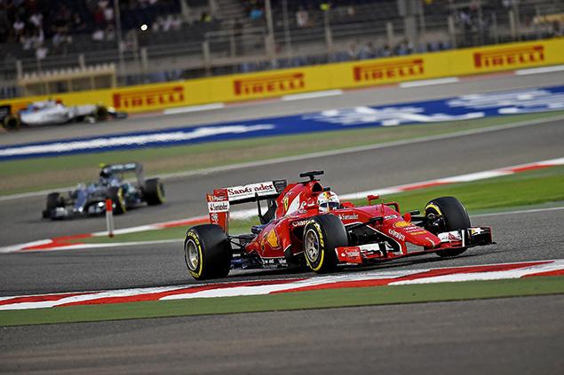 فيتيل يشعر بأنه خذل فيراري في سباق البحرين