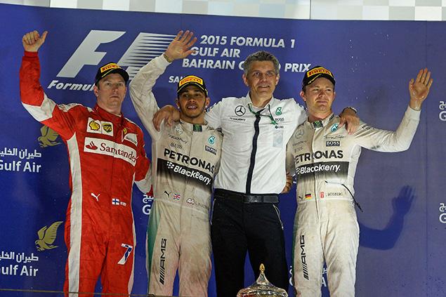 تحليل: هل كان رايكونن قادرًا على الفوز بسباق البحرين؟