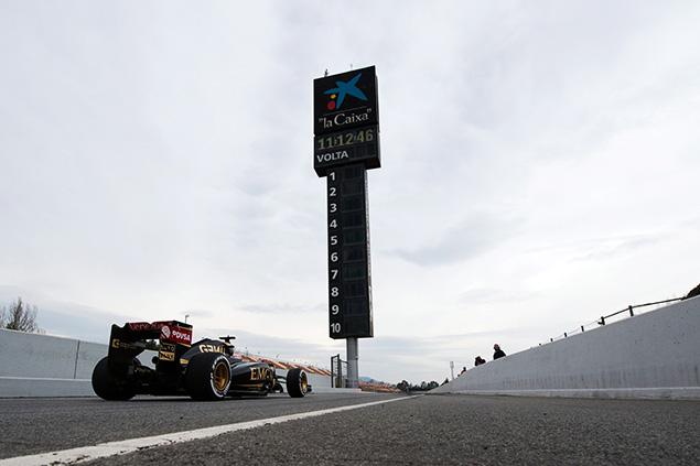 مواعيد عرض سباق جائزة إسبانيا الكُبرى 2015