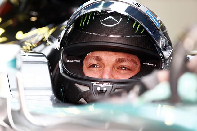 روزبرغ يعود من بعيد ويتغلّب على هاميلتون في التجارب التأهيليّة لسباق إسبانيا