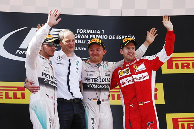 نتائج دوري التوقعّات: سباق إسبانيا