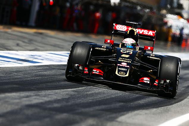 فريق لوتس: آمالنا كبيرة حيال سباق موناكو