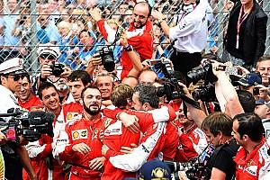 فورمولا 1 أخبار عاجلة تحليل: فيتيل يتجاوز أفضل نتيجة لألونسو مع فيراري بعد ستة سباقات