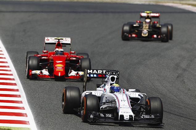 ماسا يُعارض وجهة نظر رايكونن: الفورمولا واحد خطيرة بما فيه الكفاية