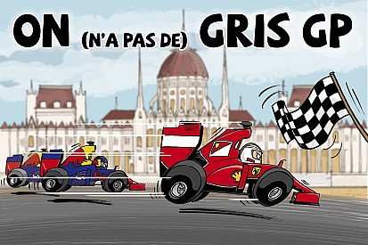 Exclu - Le GP de Hongrie vu par Cirebox!