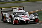 Test al Nurburgring: il giorno dell'Audi