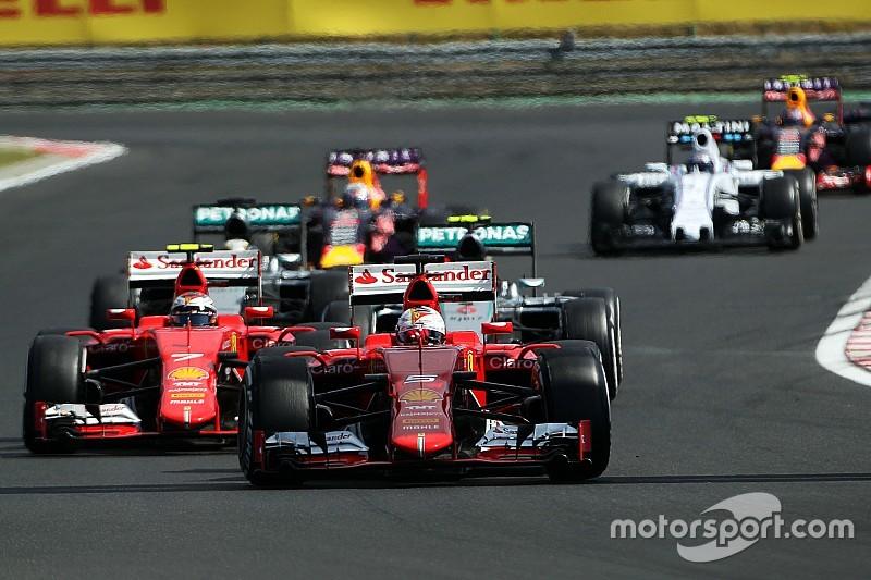 """Ecclestone dice que la F1 """"tuvo suerte"""" en Hungría"""