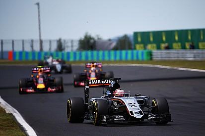 Hülkenberg ne s'inquiète pas des ennuis de Force India