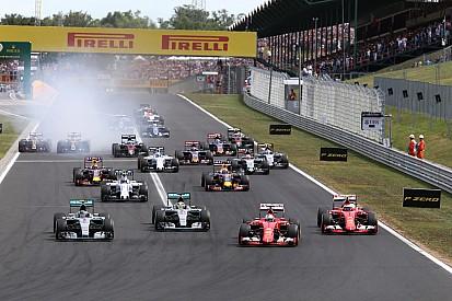 La frizione di Hamilton si era surriscaldata per Massa